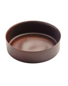 La Rose Noire Cup,choc 7 Cm Pl