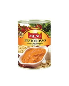 Menu Sauce Red Pesto