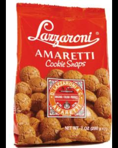 Amaretti Cookie Snaps