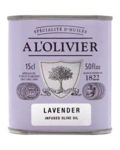 A L'Olivier Lavender Infused Extra Virgin Olive Oil