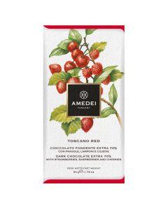 Amedei Frutti Toscano Red Fruits 70% Dark Chocolate