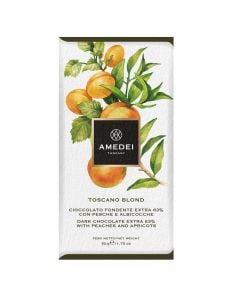 Amedei Frutti Toscano Blond Fruits 63% Dark Chocolate
