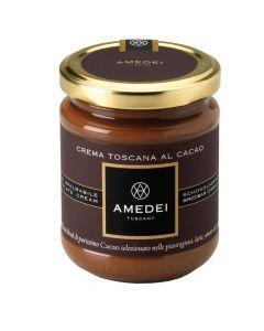 Amedei Crema Toscana Classic Gianduja Spread with Cacao