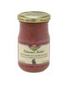Edmond Fallot Black Currant Dijon Mustard