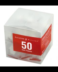 Galateo & Friends Coin Tissues