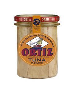 Conservas Ortiz Yellowfin Tuna in Olive Oil