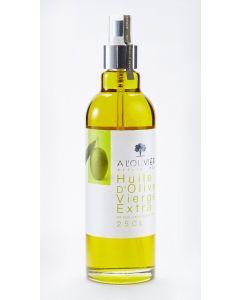 A L'Olivier Mère Goutte Extra Virgin Olive Oil Spray Bottle