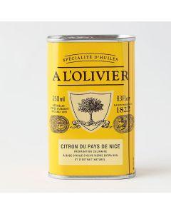 A L'Olivier Lemon Infused Extra Virgin Olive Oil
