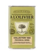 A L'Olivier Herbs de Provence Infused Extra Virgin Olive Oil