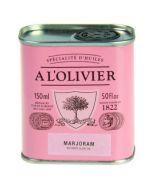 A L'Olivier Marjoram Infused Extra Virgin Olive Oil