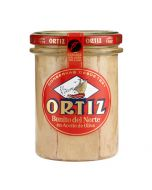 """Conservas Ortiz """"Bonito del Norte"""" White Tuna in Olive Oil"""
