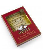 Conservas Ortiz Boquerones (Marinated White Anchovies)